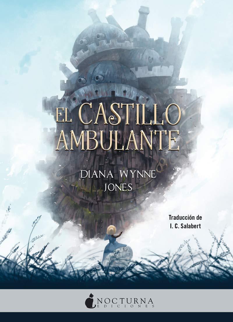 Portada libro - El castillo ambulante