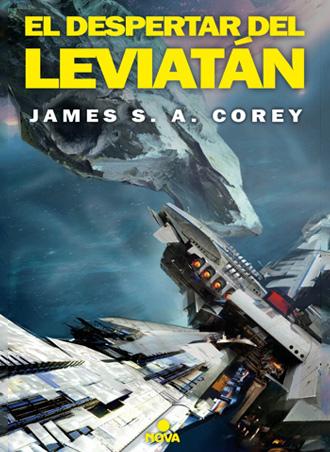 Portada libro - El despertar del Leviatán