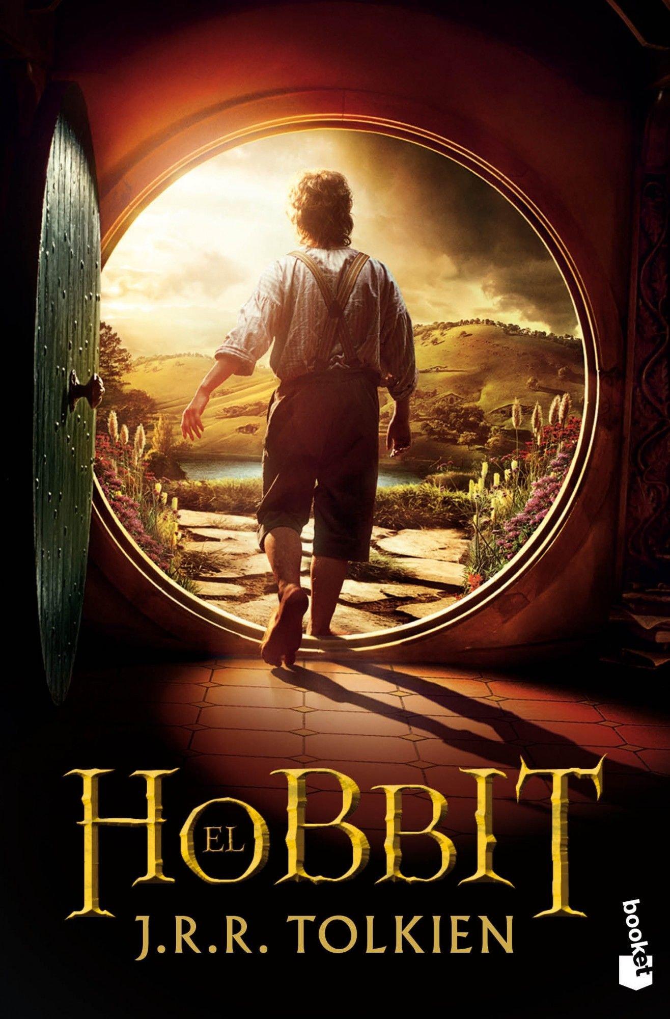 Portada libro - El hobbit