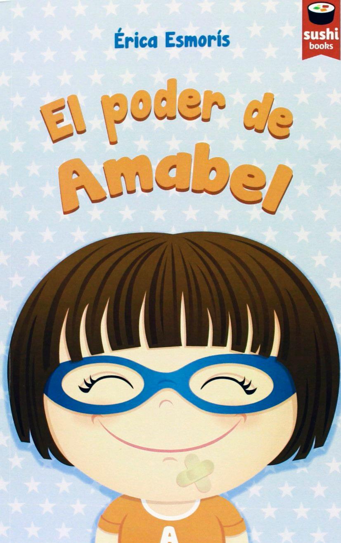 Portada libro - El poder de Amabel