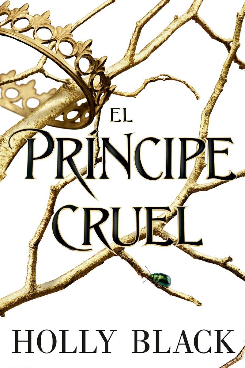Portada libro - El príncipe cruel