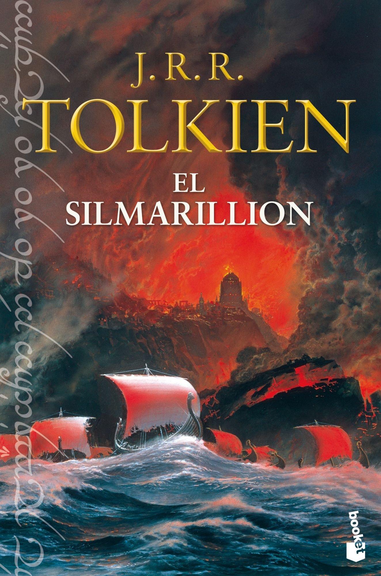 Portada libro - El Silmarillion