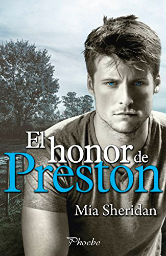Portada libro - El honor de Preston