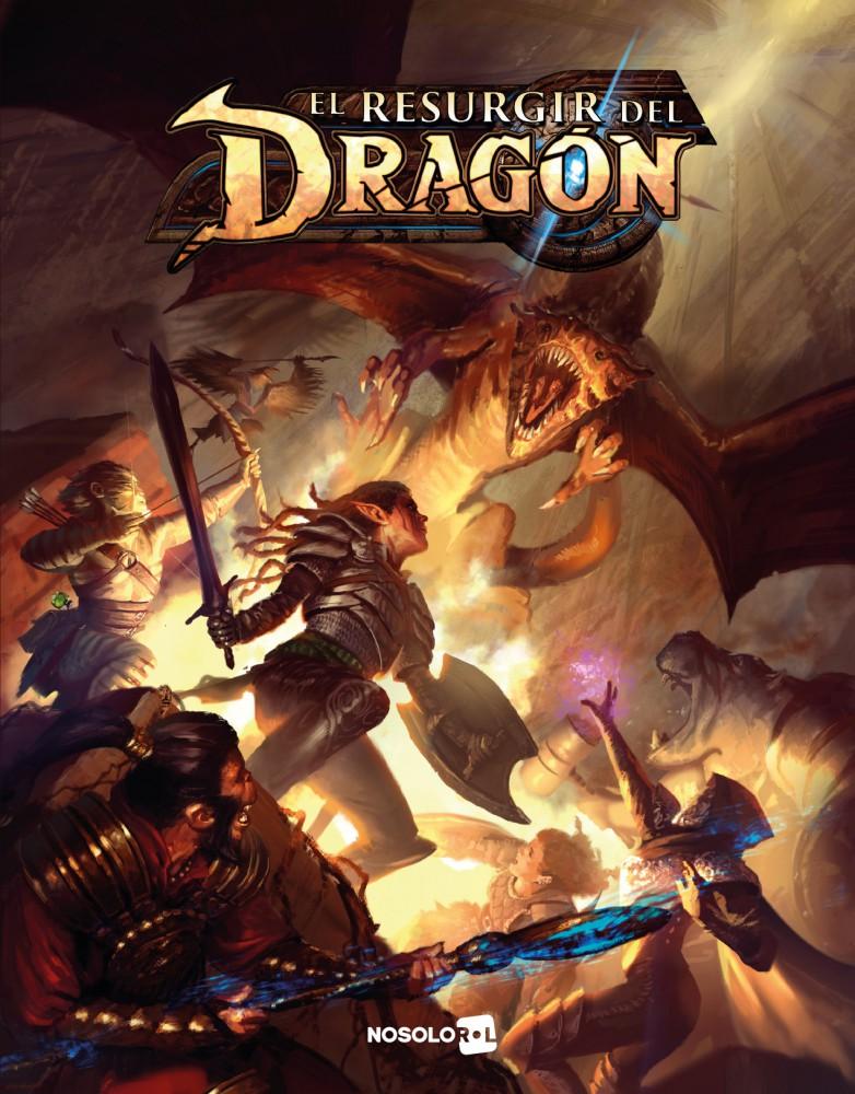 Portada libro - El Resurgir del Dragón