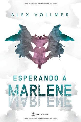 Portada libro - Esperando a Marlene