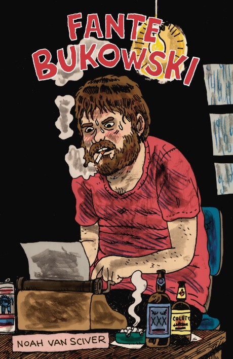 Portada libro - Fante Bukowski