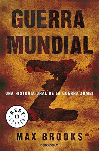 Portada libro - Guerra Mundial Z