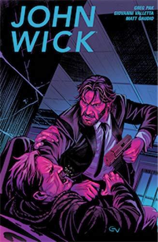Portada libro - John Wick