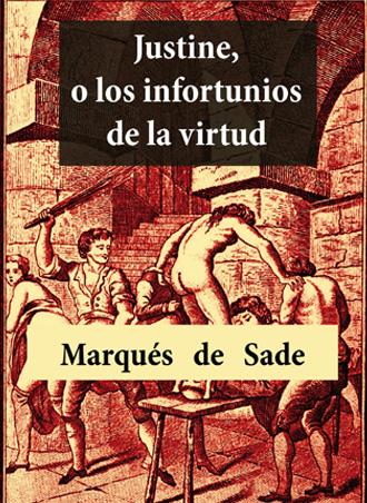 Portada libro - Los infortunios de la virtud