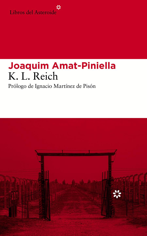 Portada libro - K.L. Reich