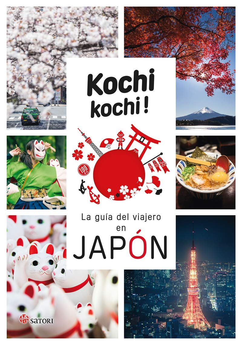 Portada libro - Kochi Kochi!