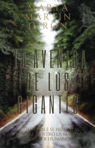 Portada libro - La avenida de los gigantes