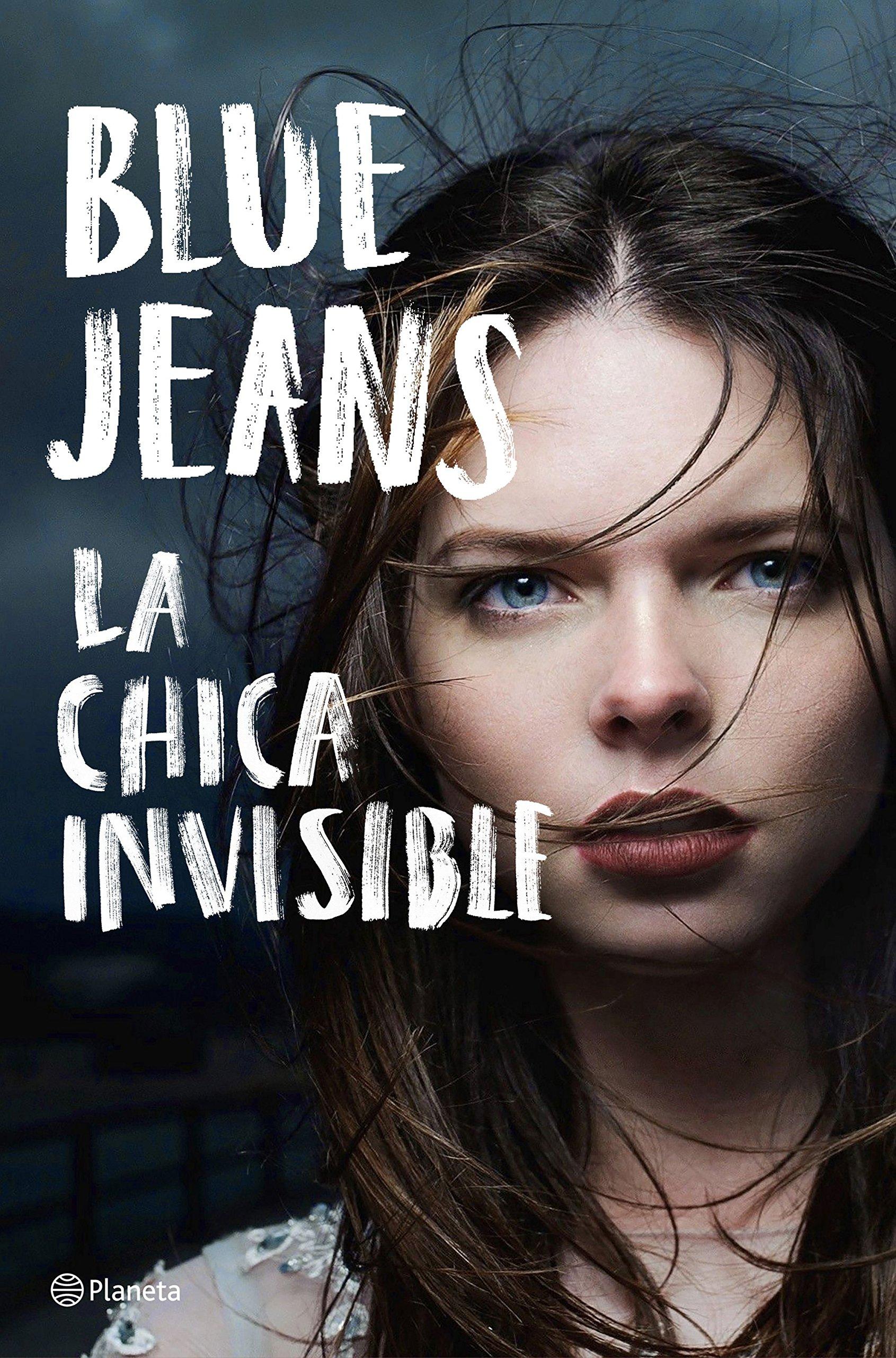 Portada libro - La chica invisible