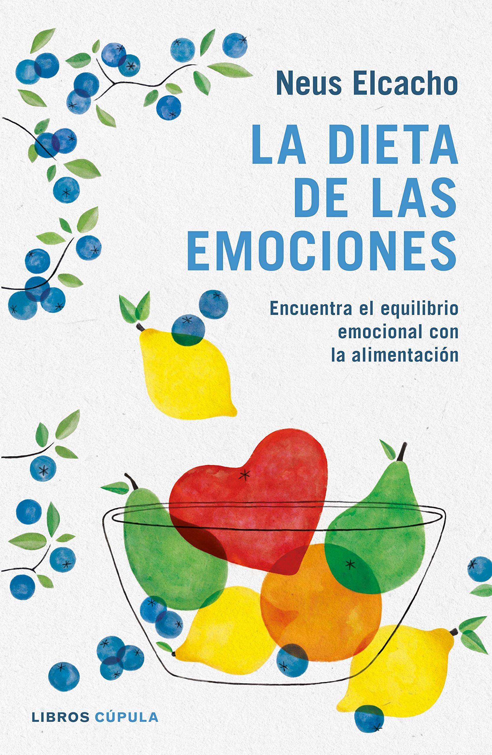 Portada libro - La dieta de las emociones