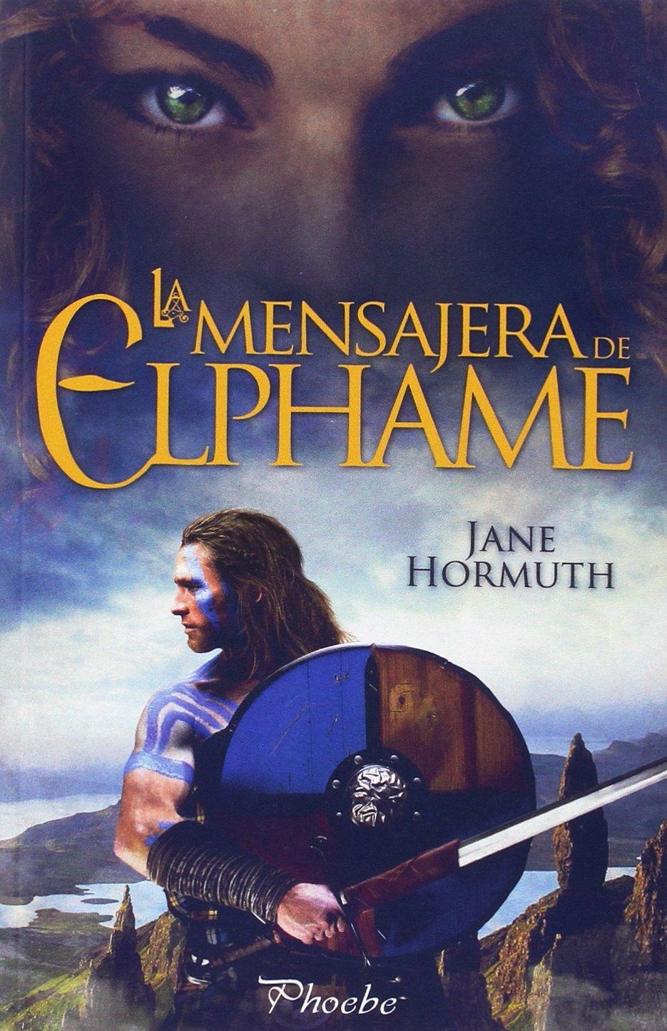 Portada libro - La mensajera de Elphame