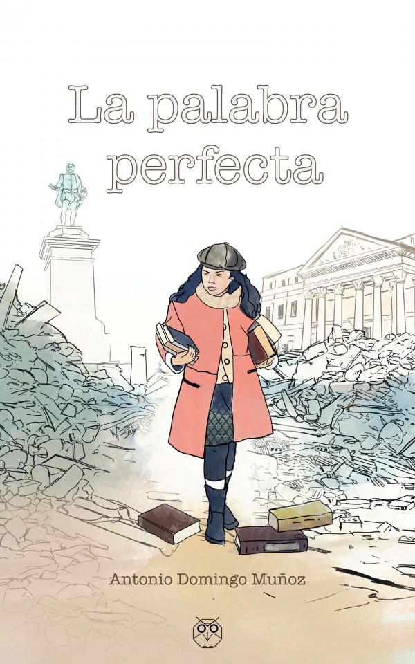 Portada libro - La palabra perfecta