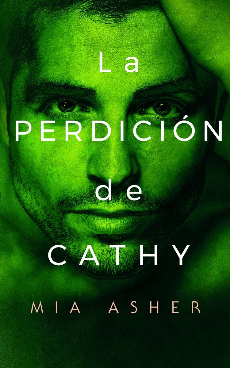 Portada libro - La perdición de Cathy
