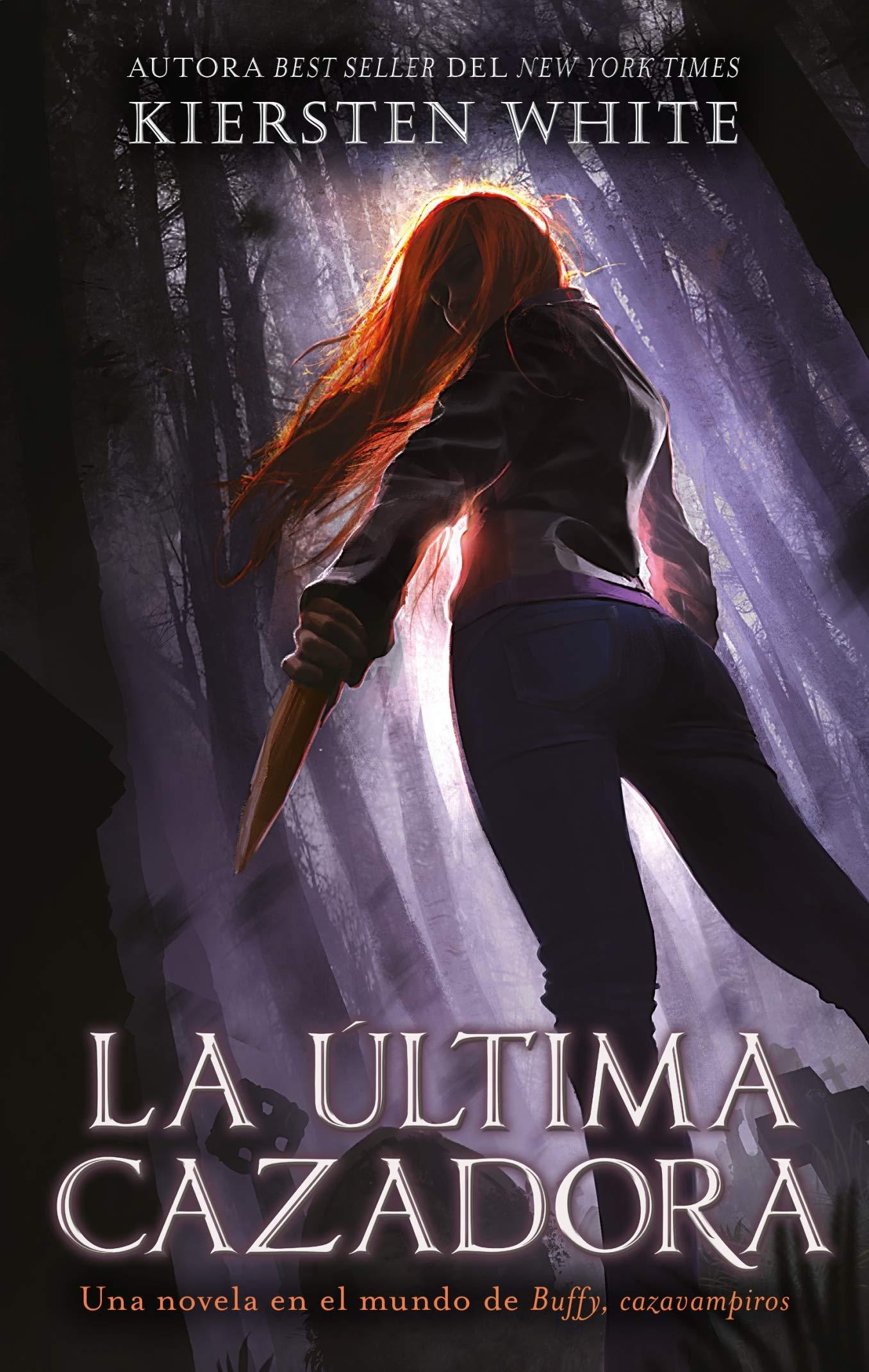 Portada libro - La última cazadora