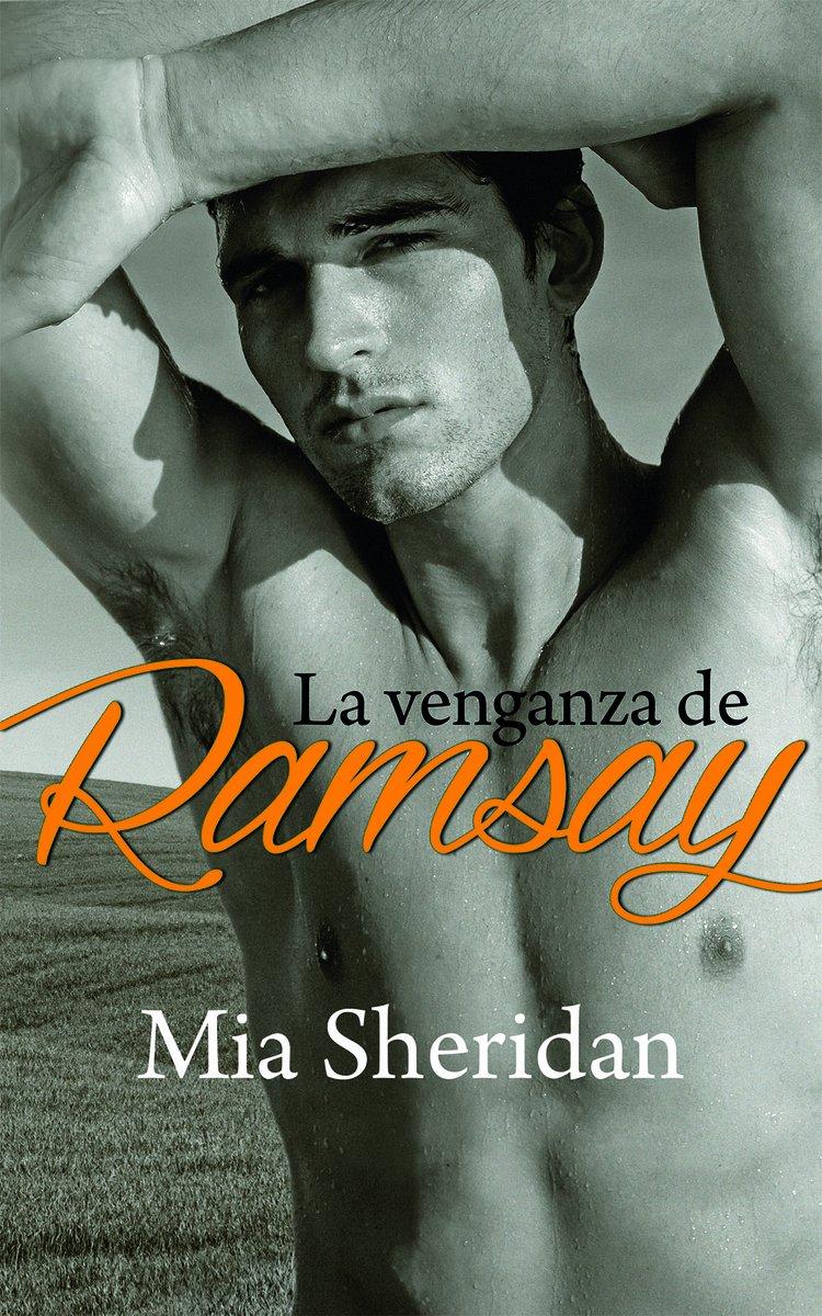 Portada libro - La venganza de Ramsay