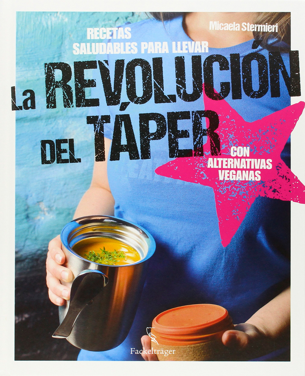 Portada libro - La revolución del táper