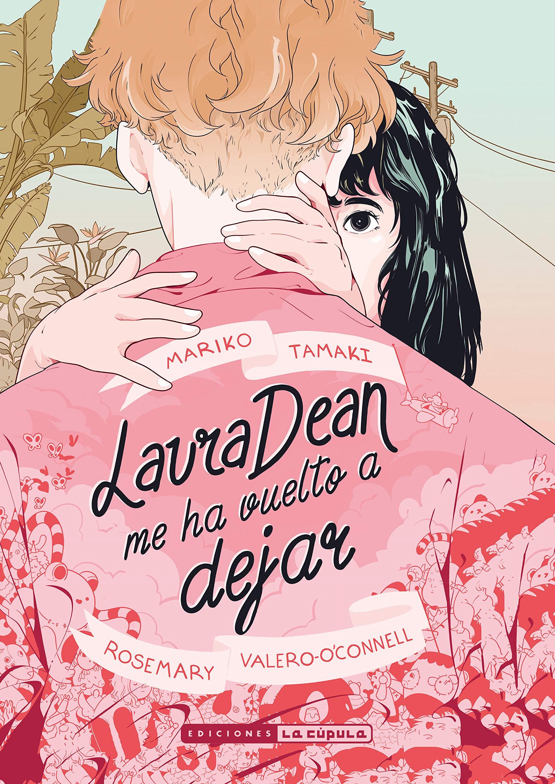 Portada libro - Laura Dean me ha vuelto a dejar