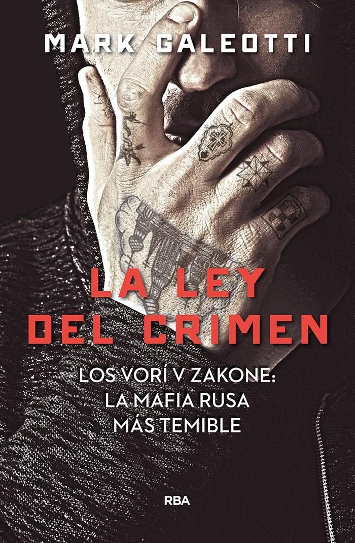 Portada libro - La ley del crimen