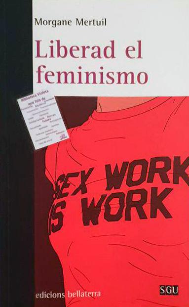 Portada libro - Liberad el feminismo