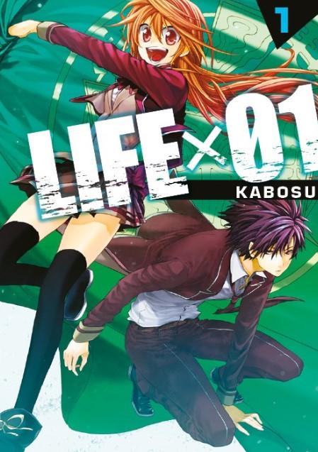 Portada libro - Life x01 tomo 01