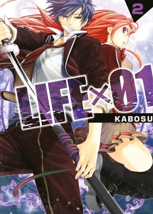 Portada libro - Life x01 tomo 02