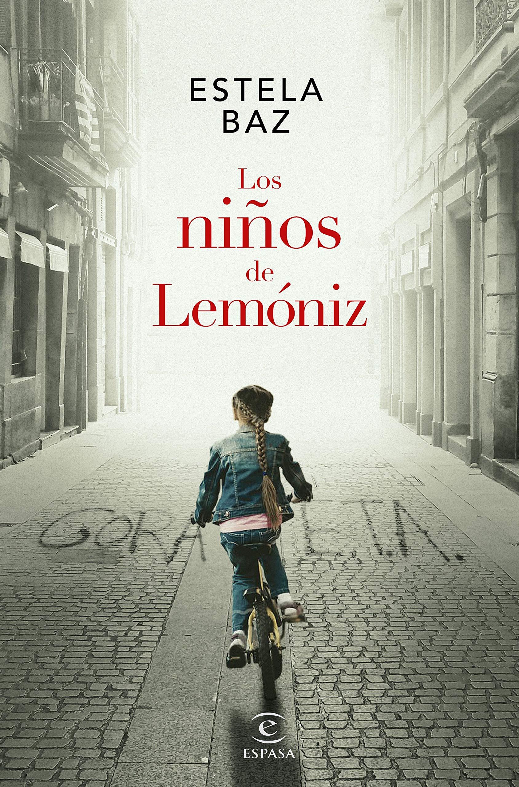 Portada libro - Los niños de Lemóniz