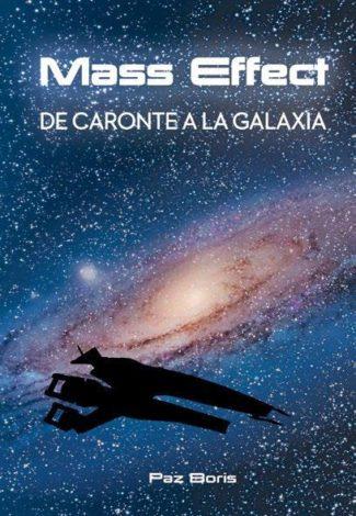 Portada libro - Mass Effect: De Caronte a la Galaxia