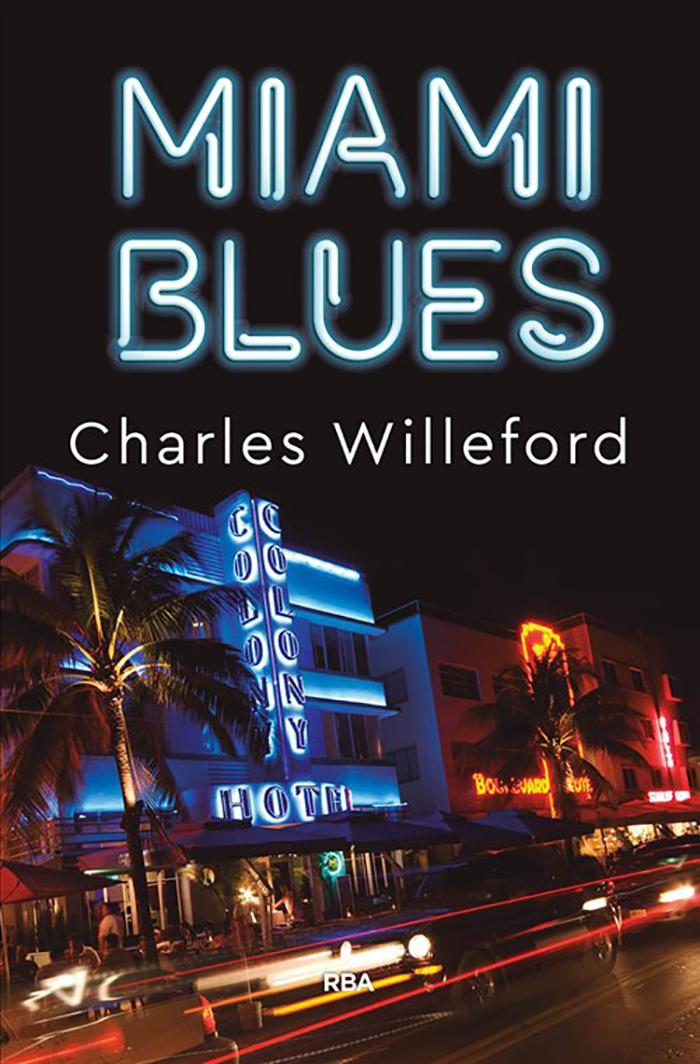 Portada libro - Miami Blues