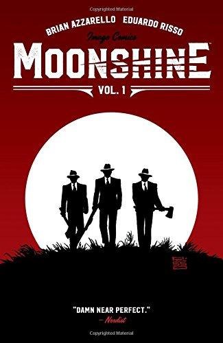 Portada libro - Moonshine vol. 1
