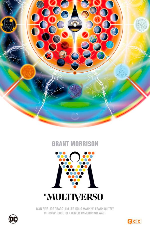Portada libro - El Multiverso: Integral
