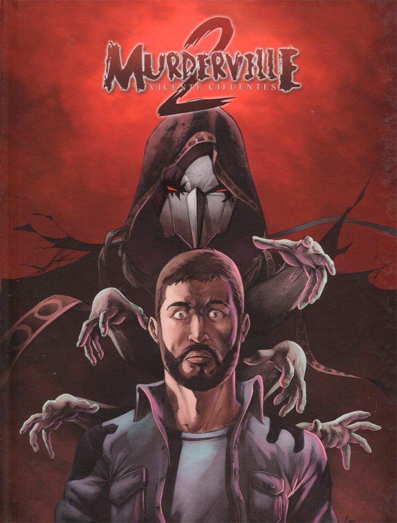 Portada libro - Murderville 2