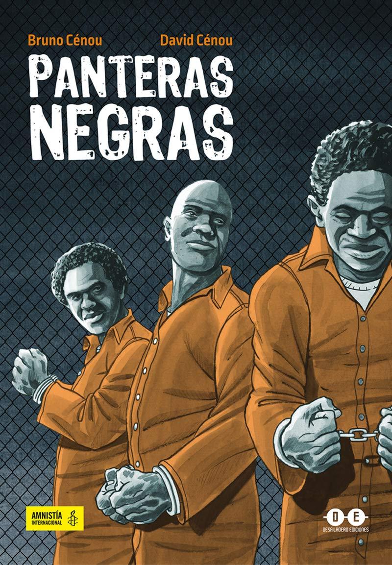 Portada libro - Panteras Negras