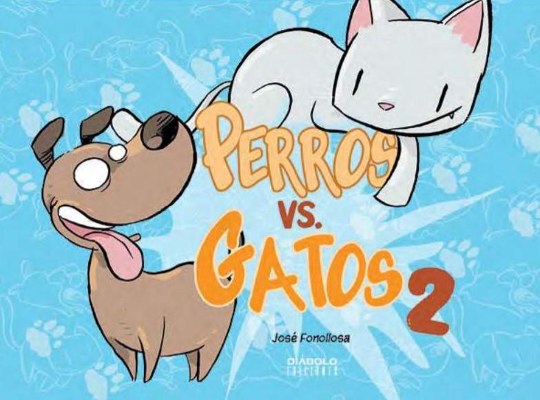 Portada libro - Perros vs Gatos 2