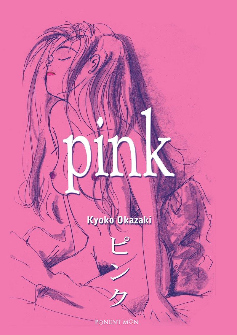 Portada libro - Pink