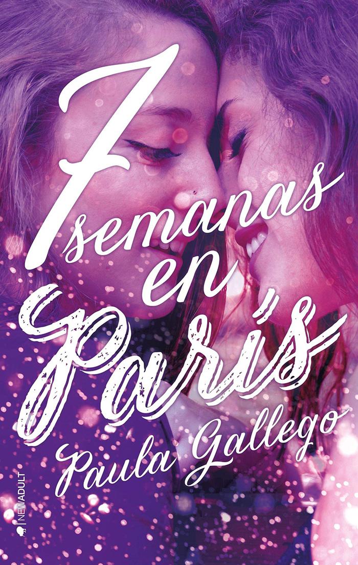 Portada libro - 7 semanas en París