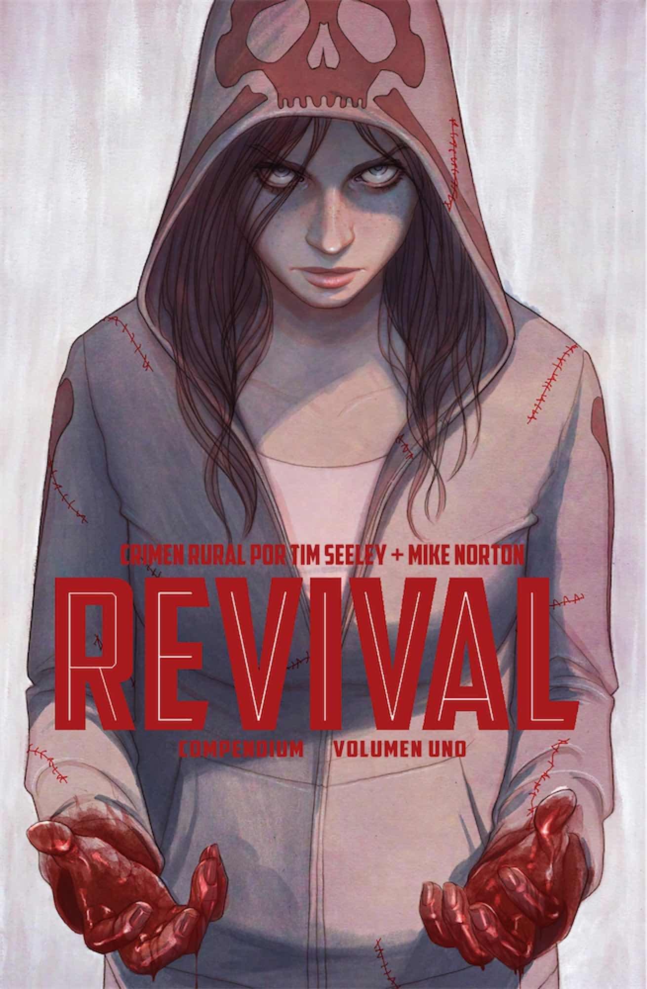 Portada libro - Revival Compendium Vol. 1