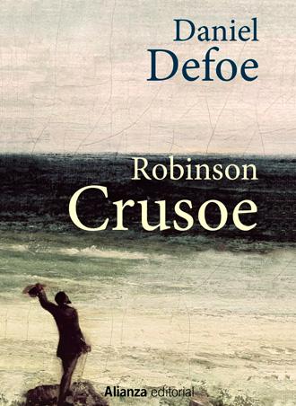 Portada libro - Robinson Crusoe