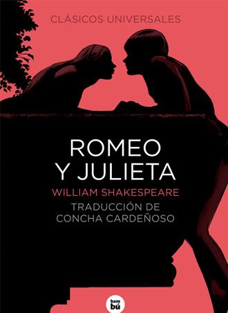 Portada libro - Romeo y Julieta