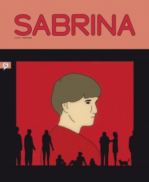 Portada libro - Sabrina
