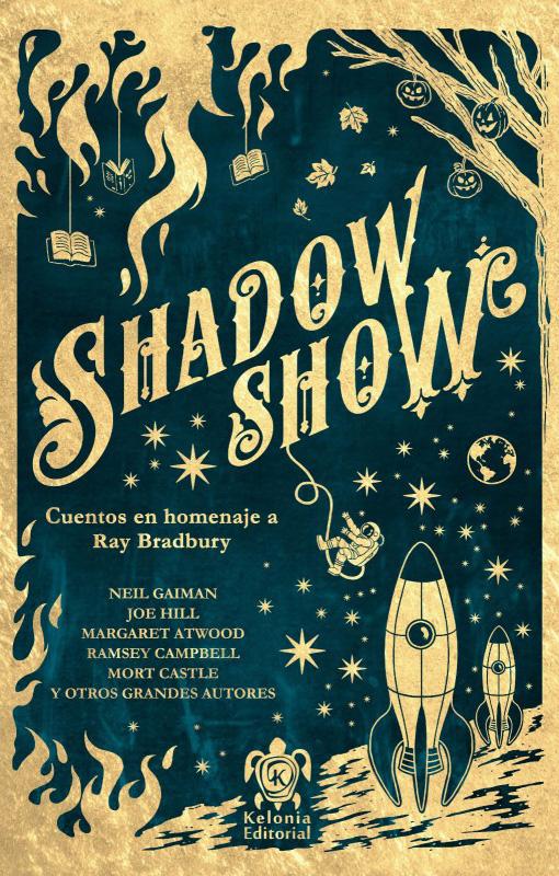 Portada libro - Shadow Show. Cuentos en homenaje a Ray Bradbury