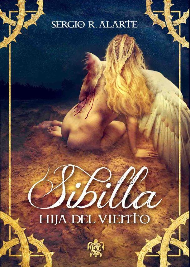 Portada libro - Sibilla, hija del viento