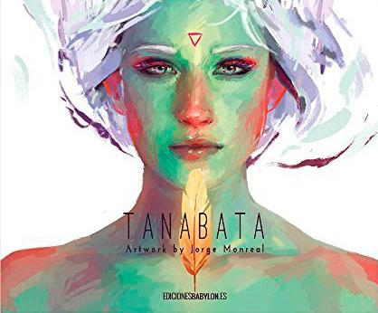 Portada libro - Tanabata