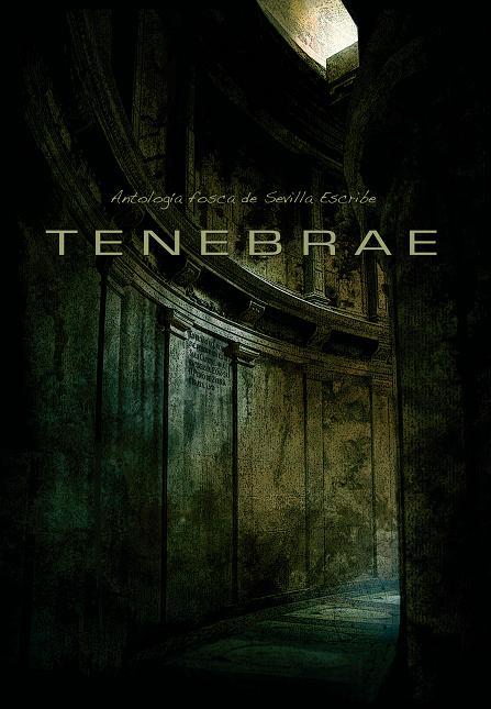Portada libro - Tenebrae