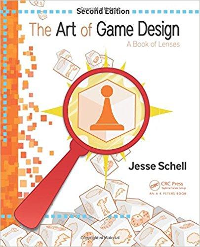 Portada libro - The Art of Game Design: A Book of Lenses