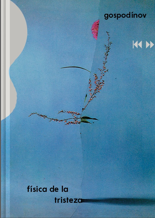 Portada libro - Física de la tristeza