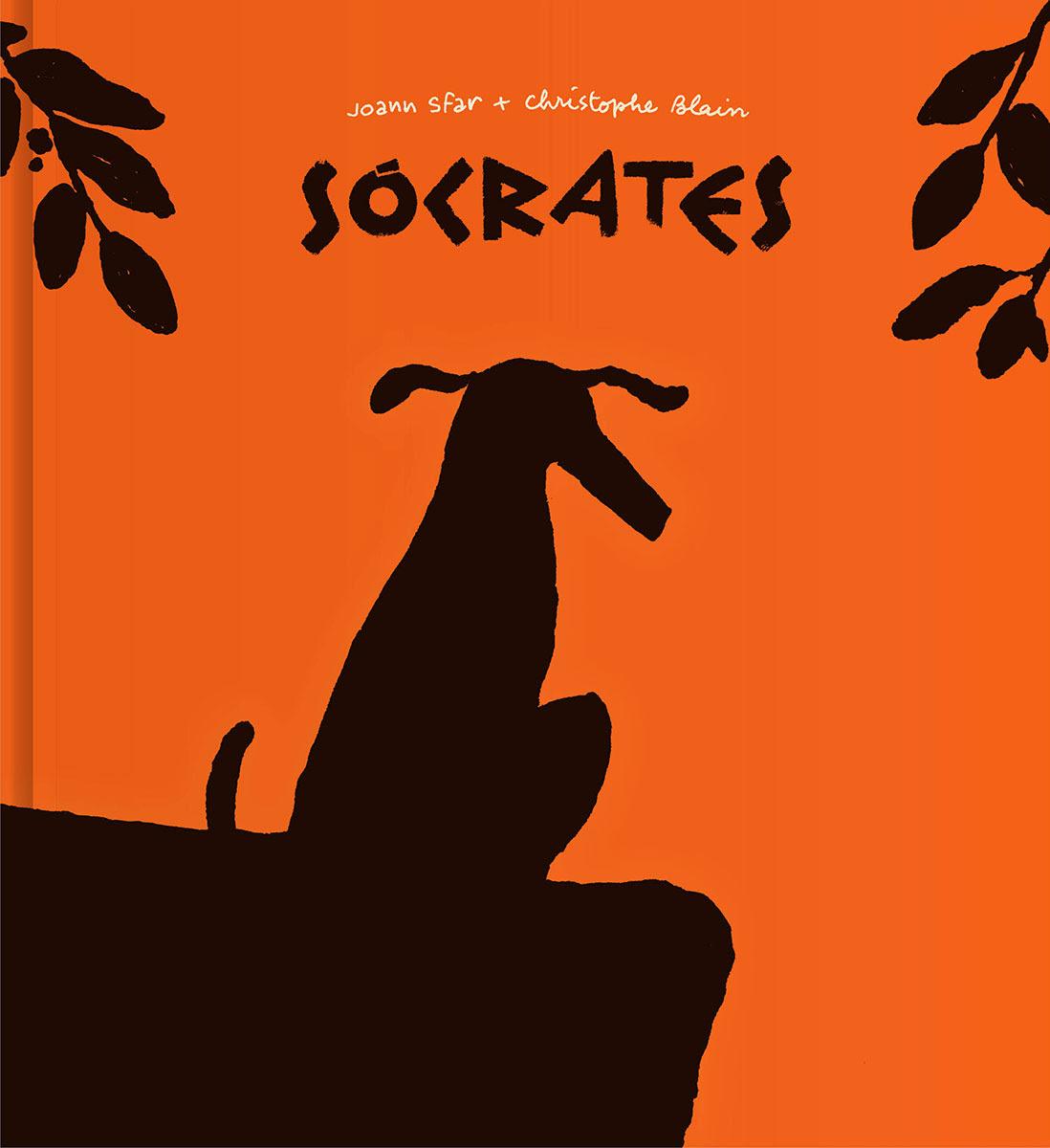 Portada libro - Sócrates